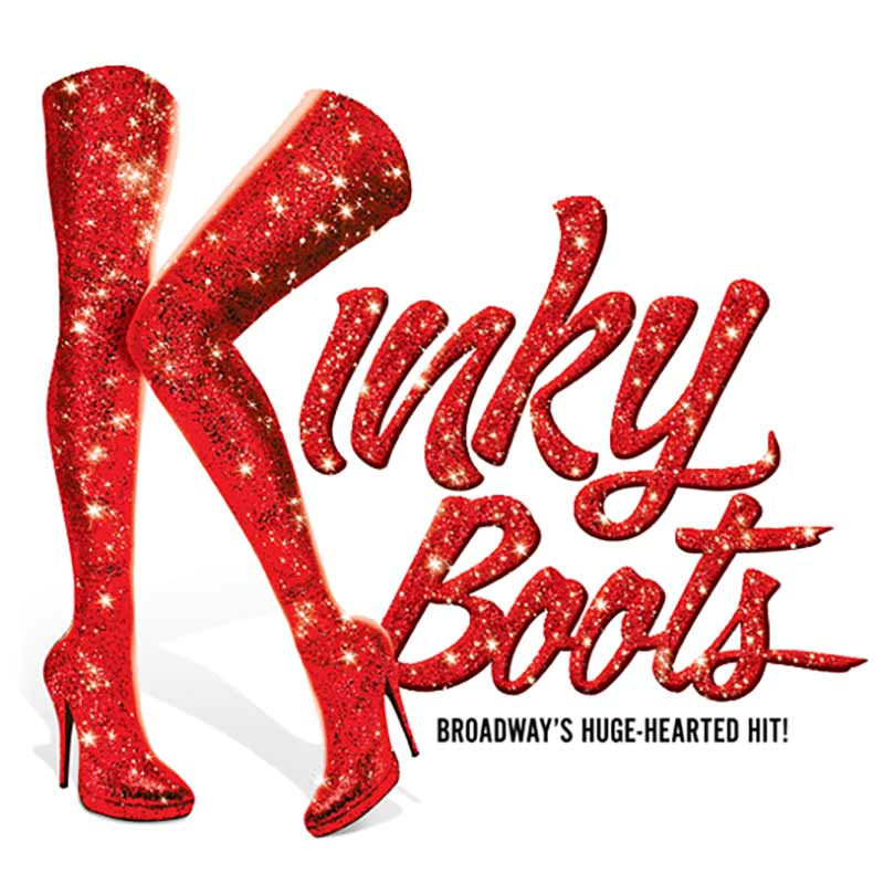 Kinky Boots Broadway set rental, props rental, drops, rental and projections rental