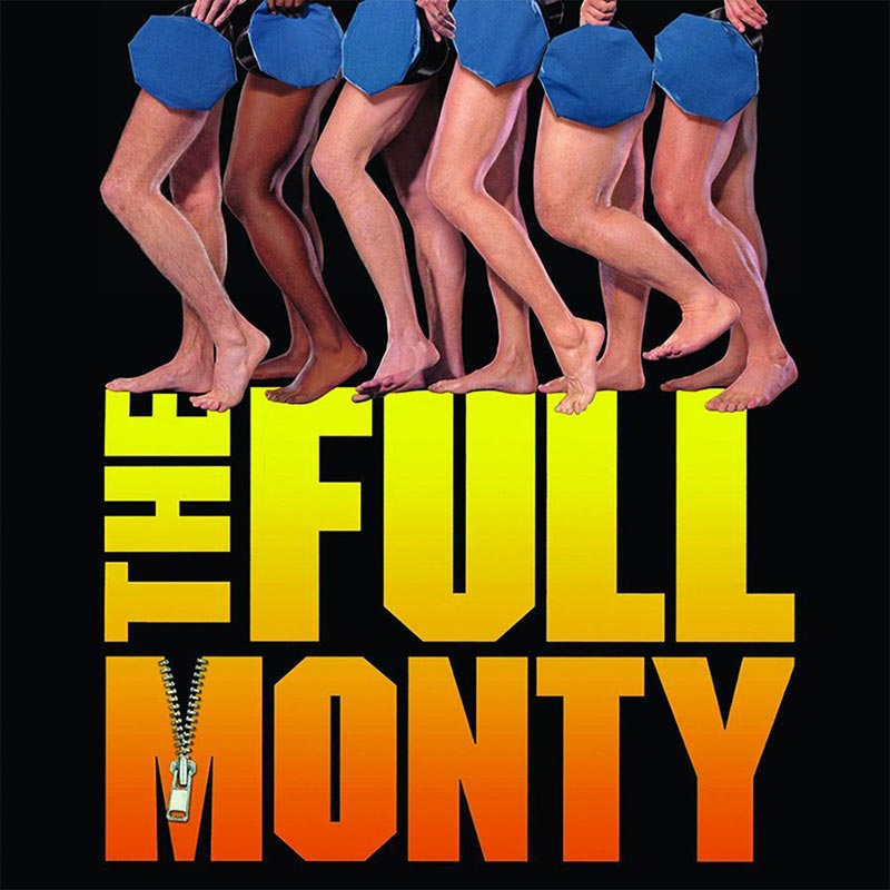 The Full Monty Broadway set rental, props rental, drops, rental and projections rental